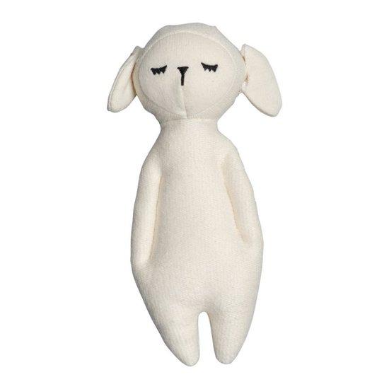 Fabelab Rammelaar knuffel Sheep - Fabelab