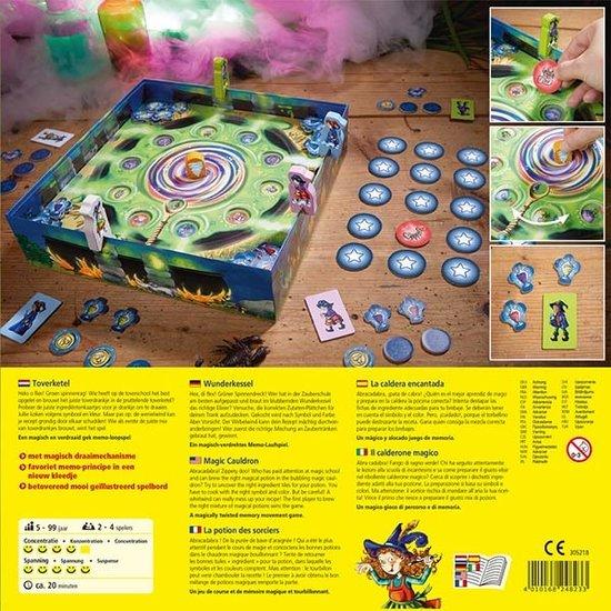 Haba Memory spel Toverketel - Haba