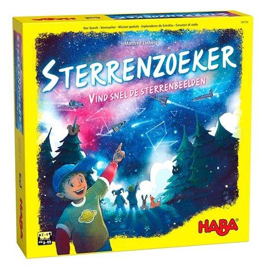 Haba Dobbelspel Sterrenzoeker - Haba