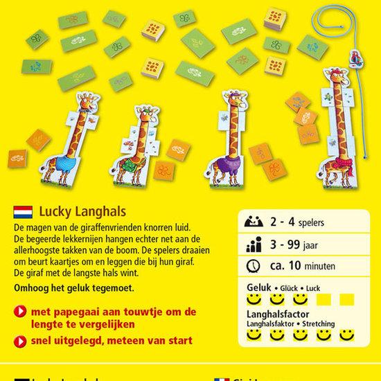 Haba Game Lucky Giraffe - Haba