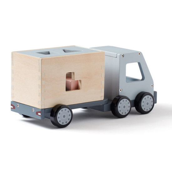 Kid's Concept Vrachtwagen vormenstoof Aiden - Kids Concept