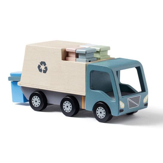 Kid's Concept Speelgoed vuilniswagen Aiden - Kids Concept
