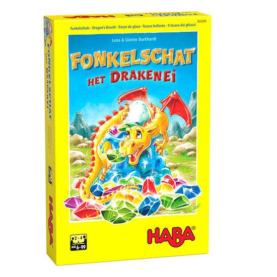 Haba Spel Fonkelschat – Het drakenei - Haba