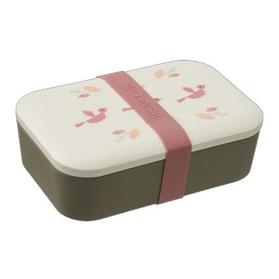 Fresk Lunchbox - brooddoos Vogels - Fresk