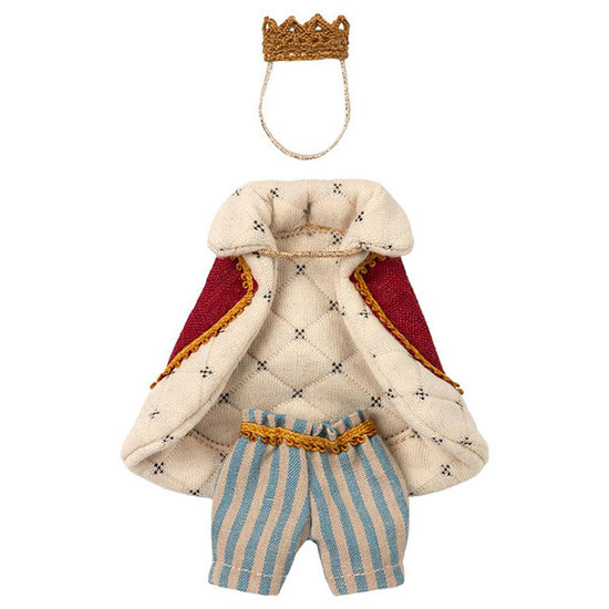 Maileg Maileg Koning kleding - vader muis