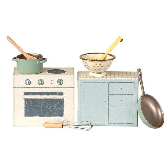 Maileg Maileg kookset - keukentje micro