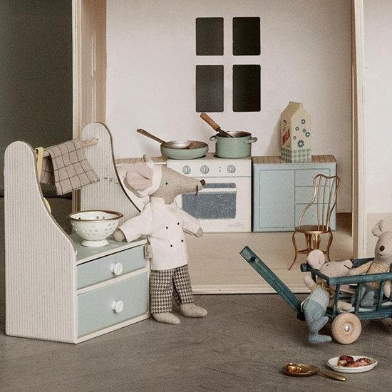 Maileg Maileg Kochset - Küche Micro