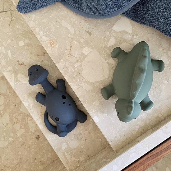 Liewood Bath toys Algi blue mix dino - Liewood