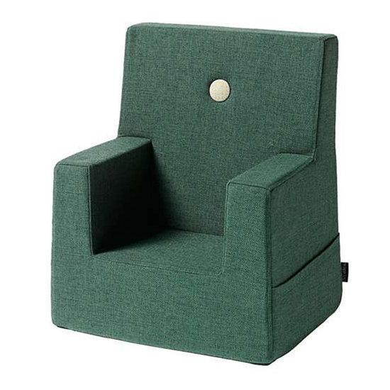 by KlipKlap by KlipKlap KK kids chair deep green