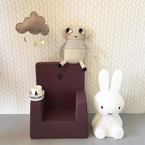 by KlipKlap by KlipKlap KK chaise enfant plum