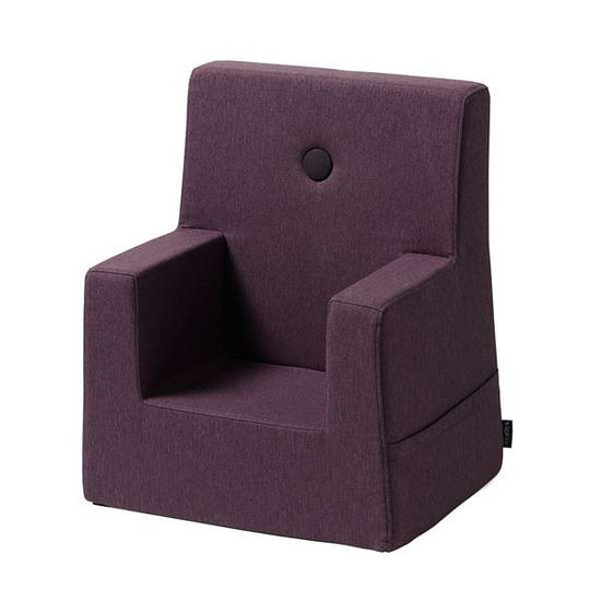 by KlipKlap by KlipKlap KK chaise enfant XL plum