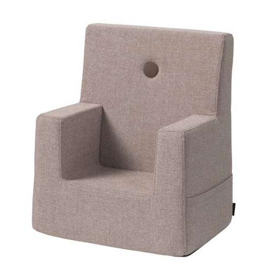 by KlipKlap by KlipKlap KK kids chair XL soft rose