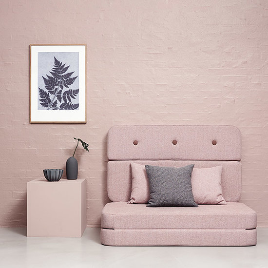 by KlipKlap by KlipKlap KK 3 Fold sofa bank roze