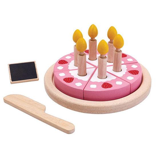 Plan Toys Gâteau d'anniversaire - Plan Toys