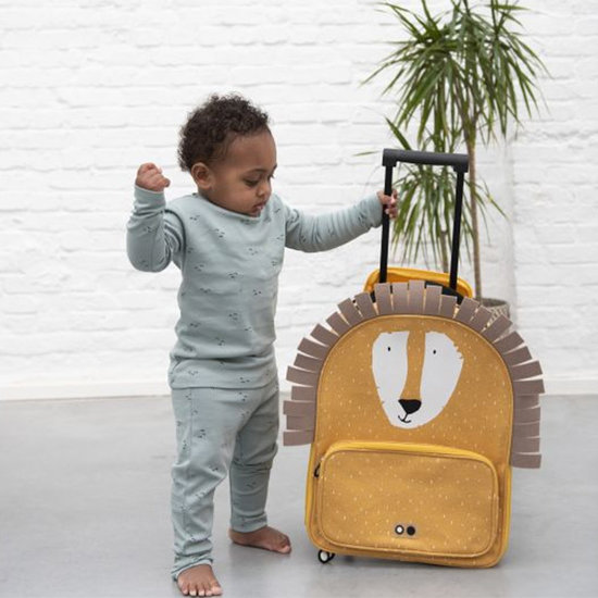 Trixie Baby Reiskoffer trolley Mr. Lion Trixie