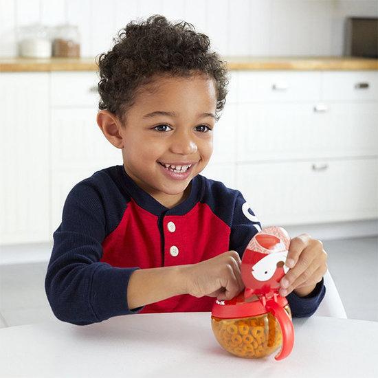 Skip Hop Skip Hop snackdoosje - snack cup vos