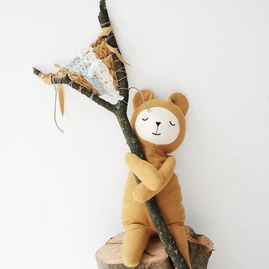 Fabelab Peluche Buddy Bear- Fabelab