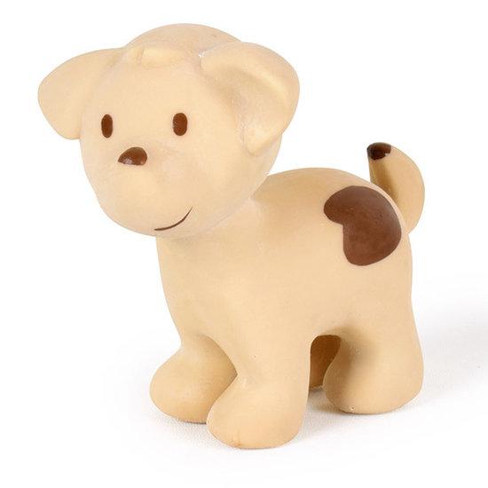 Tikiri Tikiri badspeeltje met belletje hond