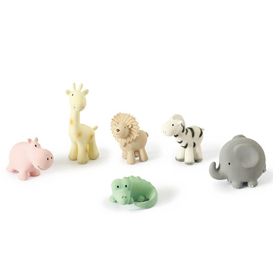 Tikiri Tikiri Badespielzeug mit Glocke Hund