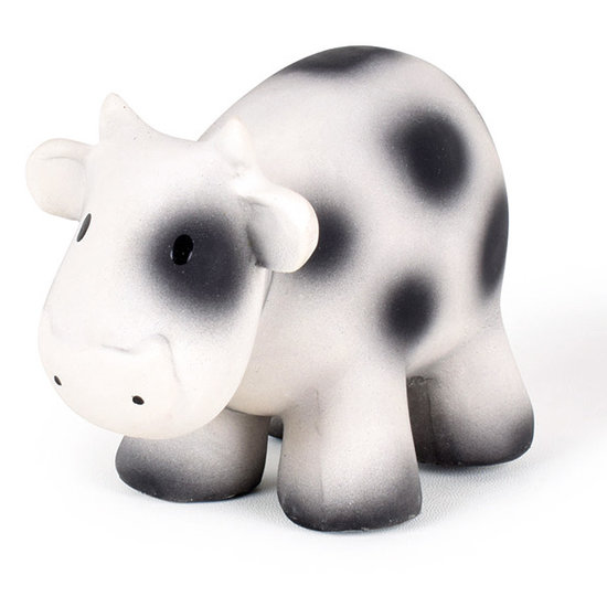 Tikiri Tikiri Badespielzeug mit Glocke Kuh
