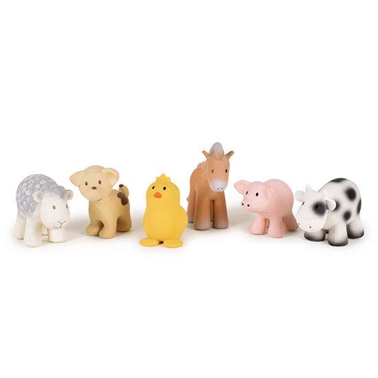Tikiri Tikiri Badespielzeug mit Glocke Pferd