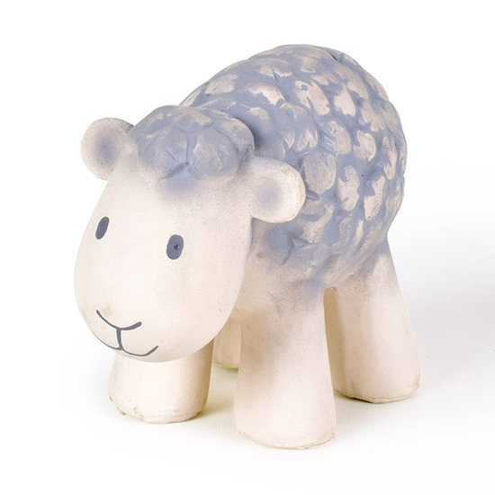 Tikiri Tikiri bath toy with bell sheep