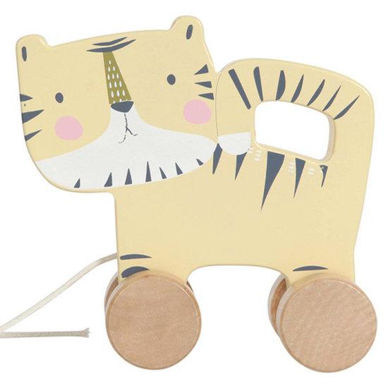 Little Dutch Trekdier tijger - Little Dutch