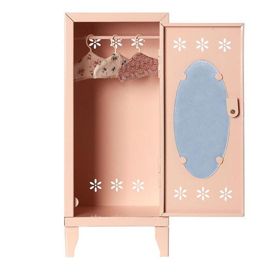 Maileg Maileg armoire - locker powder