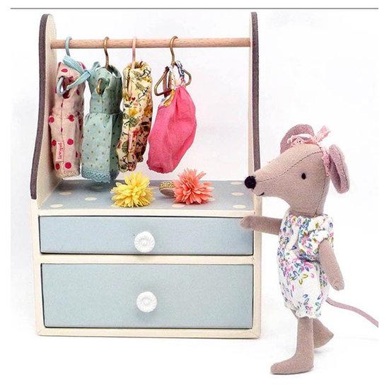 Maileg Maileg armoire dressing mint