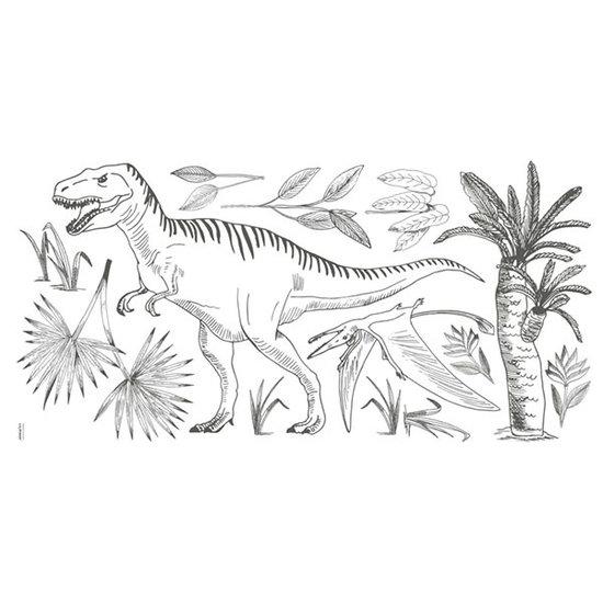 Lilipinso Wandtattoo XL Dinosaurier T-Rex - Lilipinso