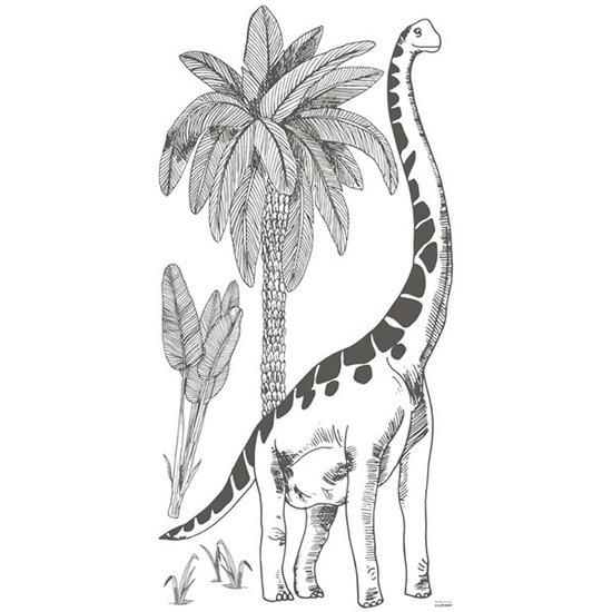 Lilipinso Sticker mural XL dinosaure Brontosaure - Lilipinso