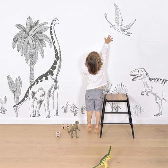 Lilipinso Wandtattoo XL Dinosaurier Brontosaurus - Lilipinso