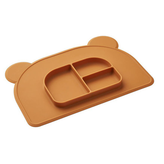Liewood Placemat Oliver Mustard - Liewood