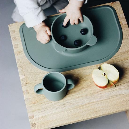 Liewood Set de table Polly Faune green - Liewood
