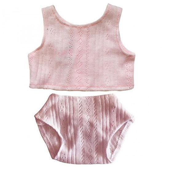 Paola Reina  door Minikane Sous-vêtement poupée rose - Paola Reina