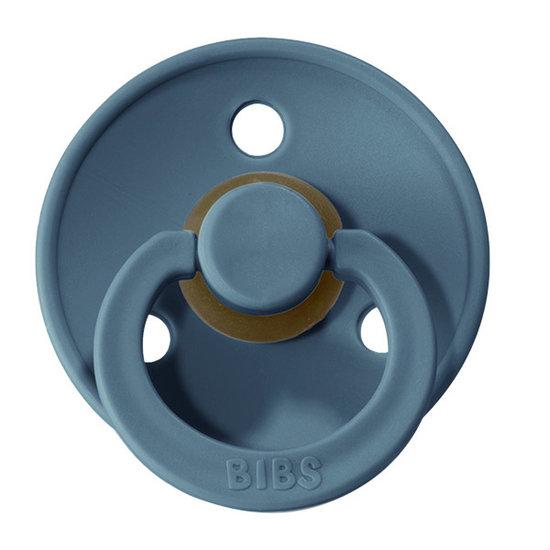 Bibs Fopspeen Petrol - Bibs - T2 - 3-18mnd