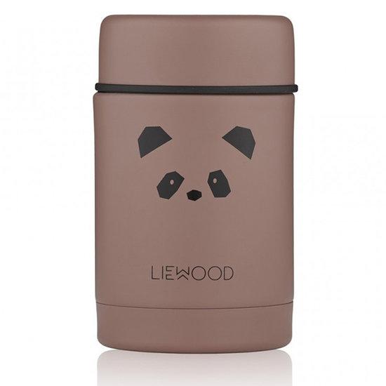 Liewood Liewood thermosbeker Nadja Panda dark rose