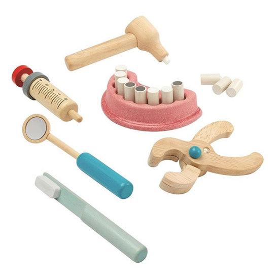 Plan Toys Zahnarzt Spielset - Plan Toys