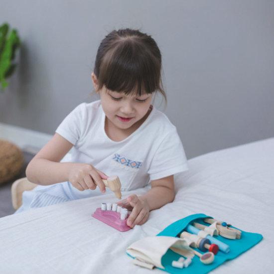 Plan Toys Set de jeu dentiste - Plan Toys