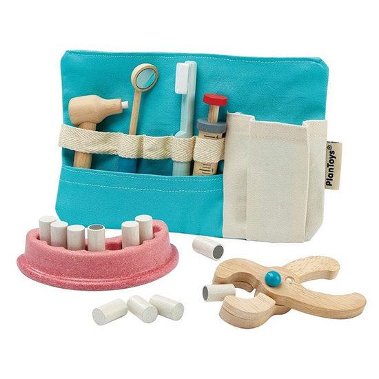 Plan Toys Dentist play set - Plan Toys