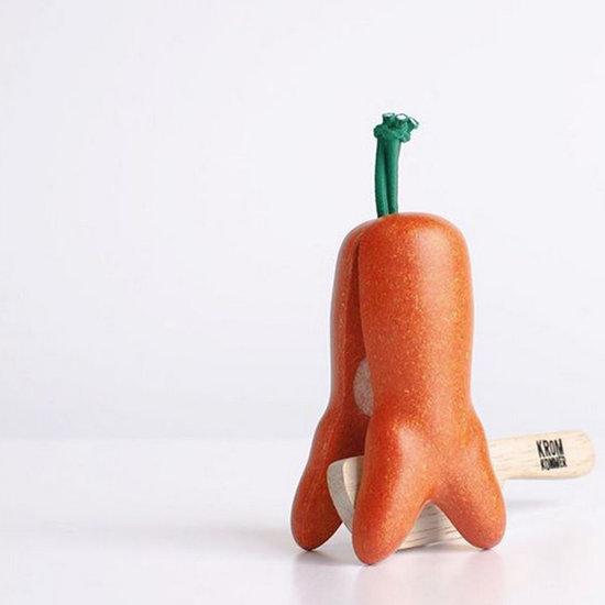 Plan Toys Krummen Obst- und Gemüse Spielset - Plan Toys