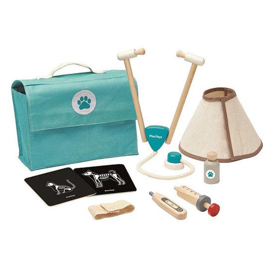 Plan Toys Malette de vétérinaire - Plan Toys