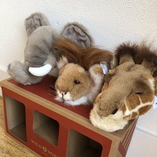Bibib - Wild and Soft Dierenkoppen Safari - Bibib - Wild and Soft