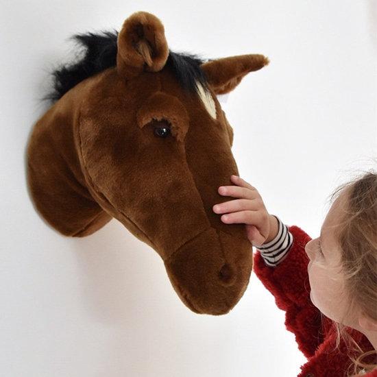 Bibib - Wild and Soft Tierkopf Pferd Scarlett Bibib - Wild and Soft