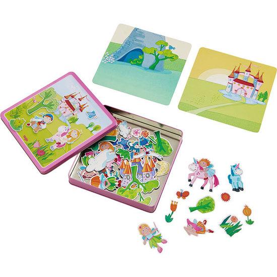 Haba Magnetspiel-Box Feengarten - Haba