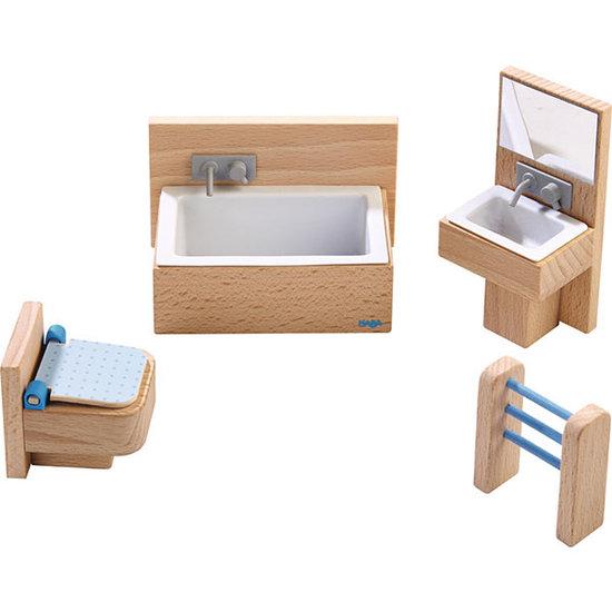 Haba Poppenhuis meubels - badkamer Little Friends Haba