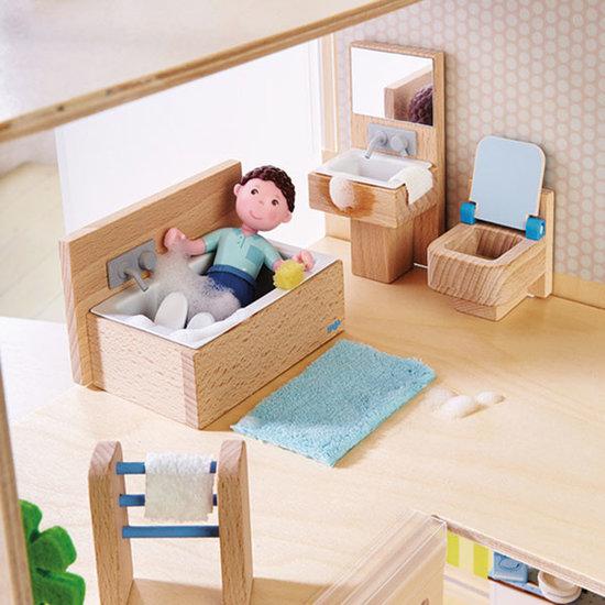 Haba Puppenhausmöbel - Badezimmer Little Friends Haba