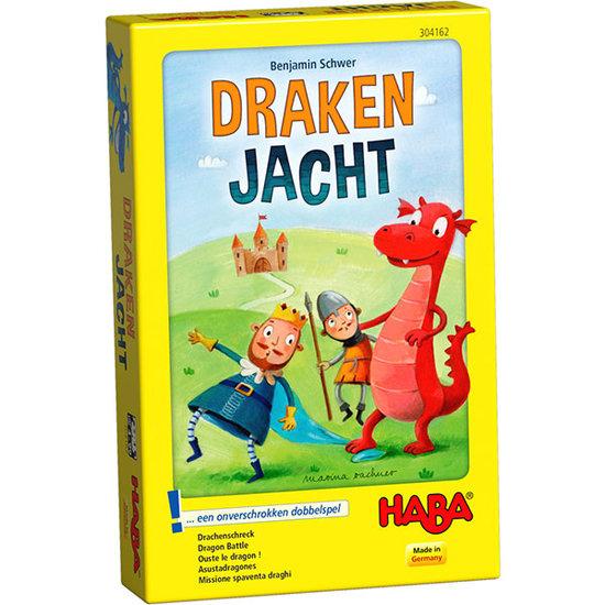 Haba Dobbelspel Drakenjacht - Haba