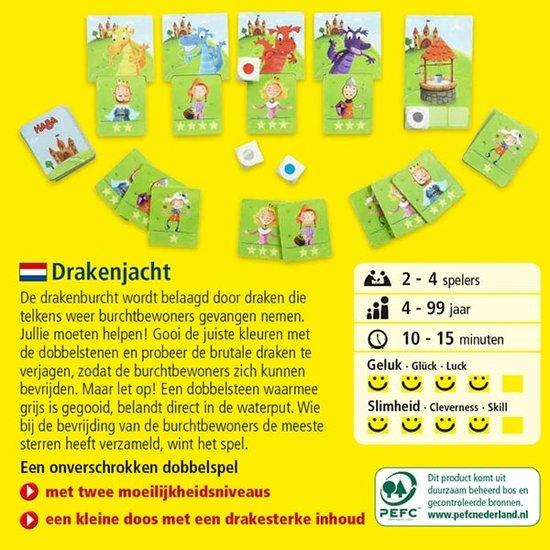 Haba Würfelspiel Drachenschreck - Haba