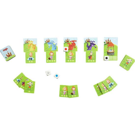 Haba Memory game Buggy Numbers - Haba